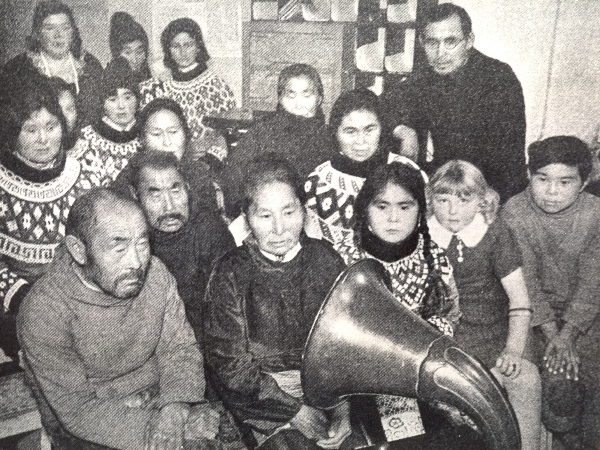 Julehilsen til Groenland 1932 01