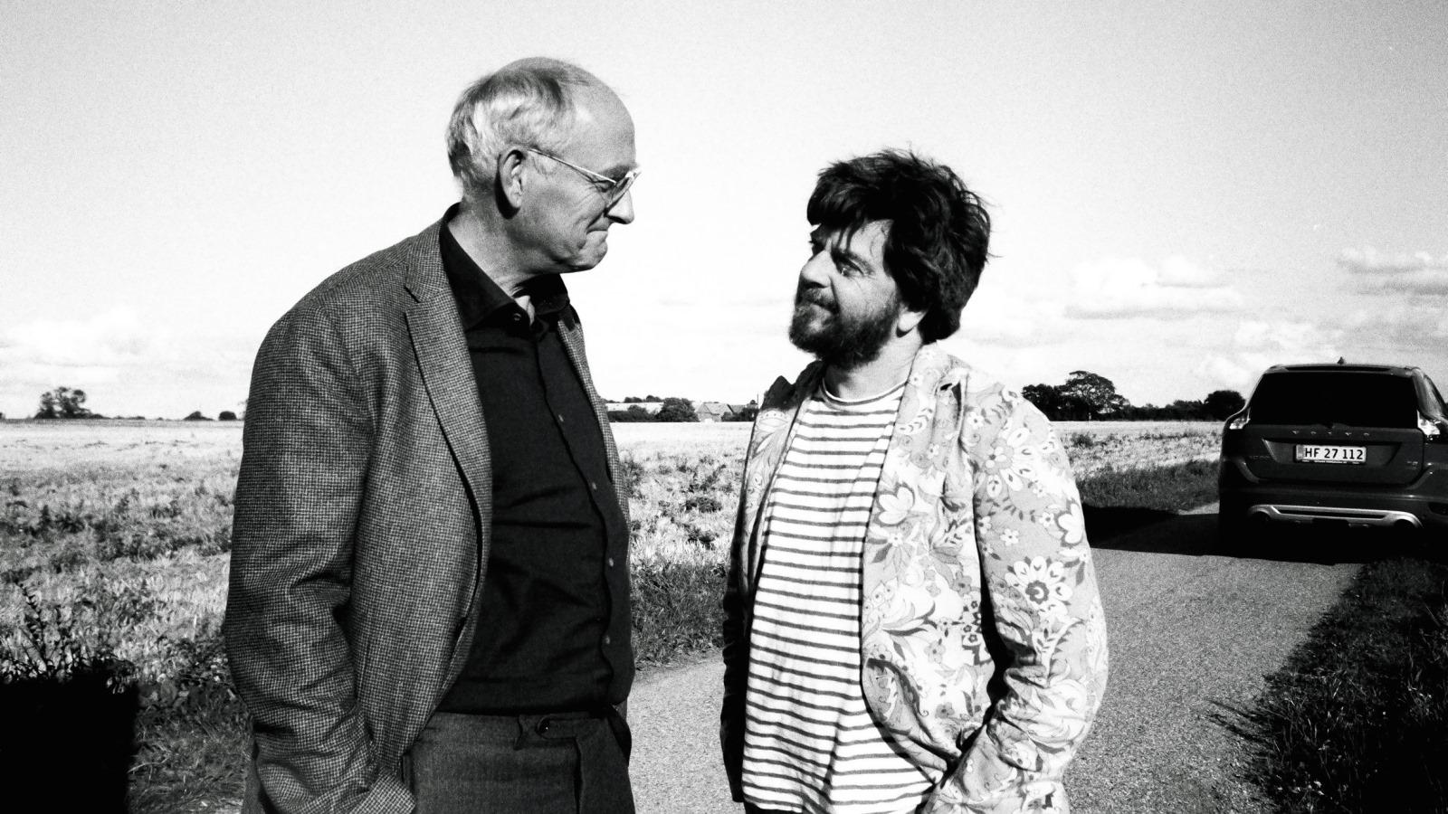 Anders Lund Madsen og Poul Nesgaard