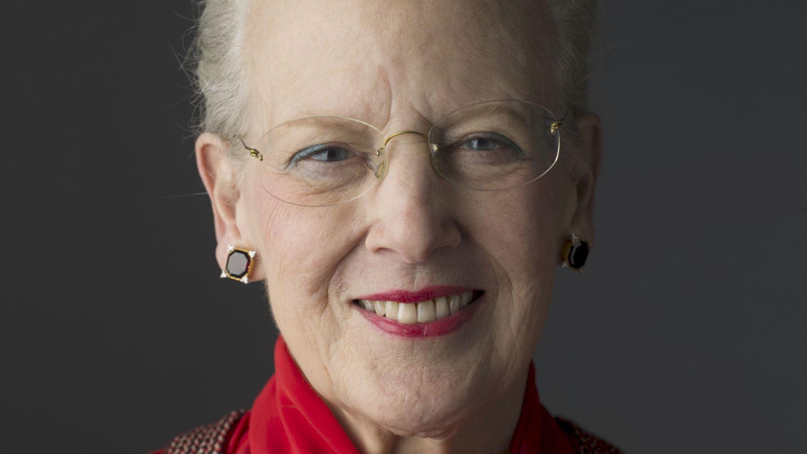 Dronning Margrethe Julemaerkekunstner 2015