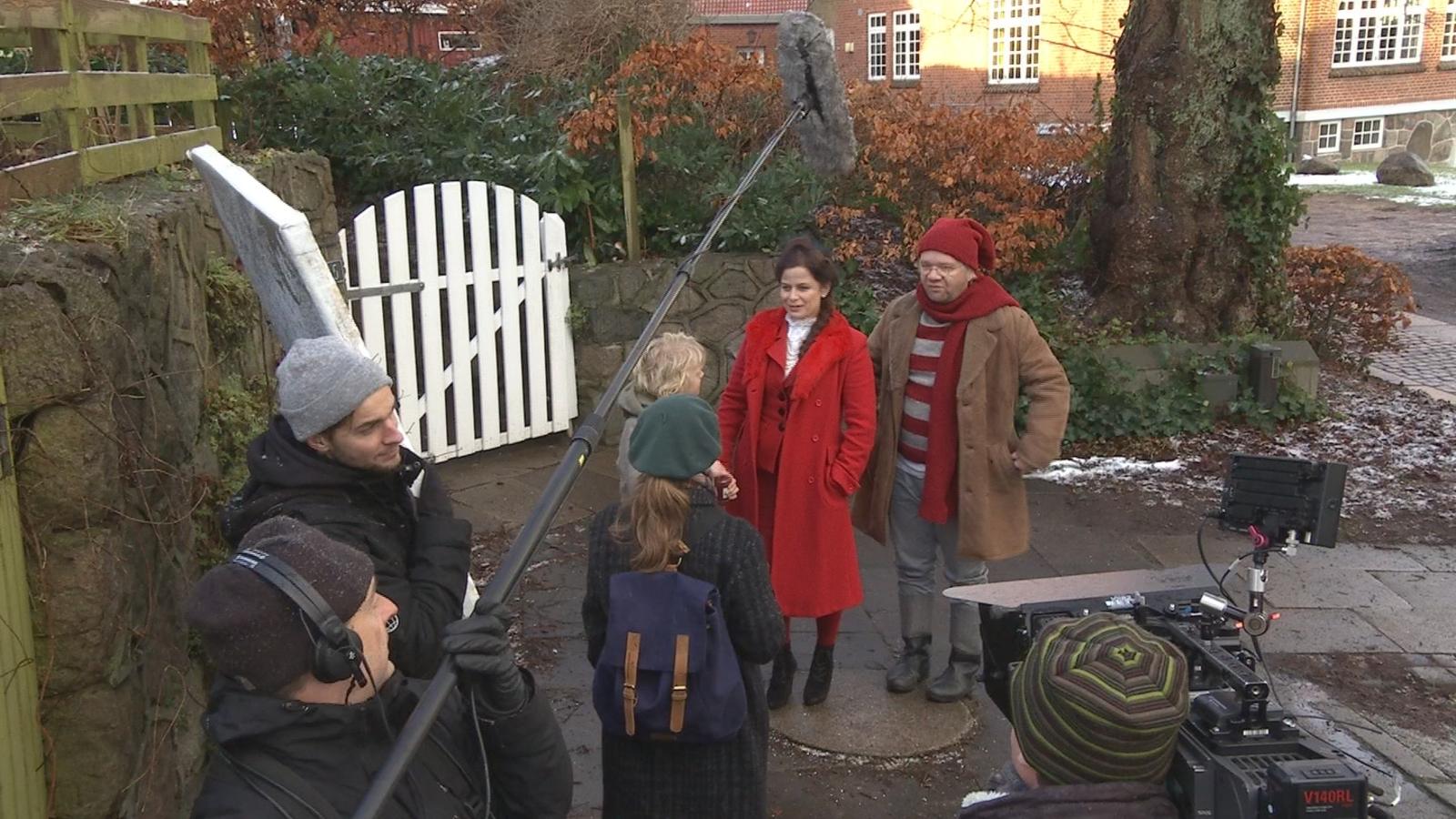 Emma og Julemanden Optagelse 01
