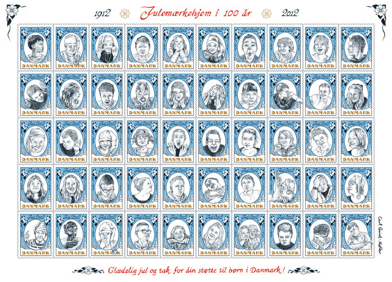 Julemaerket 2012