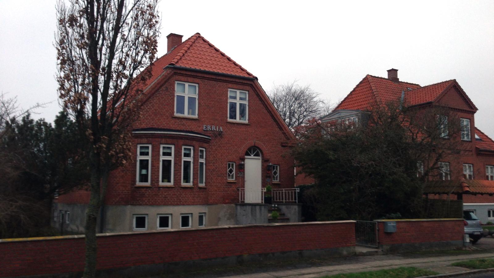 Juleoensket Location Julies Hus