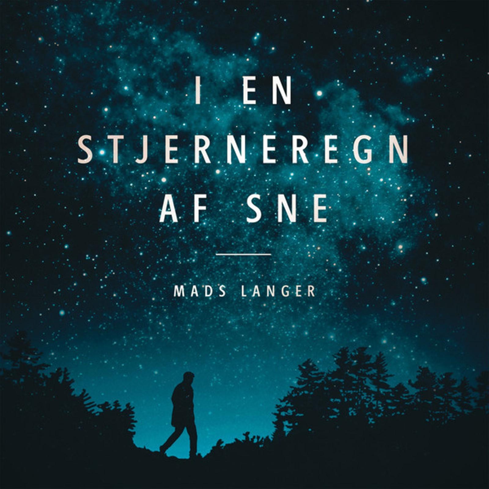 Mads Langer I En Stjerneregn Af Sne Cover