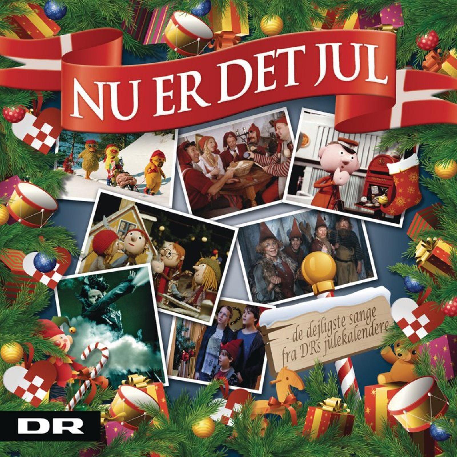 Nu er det jul Cover