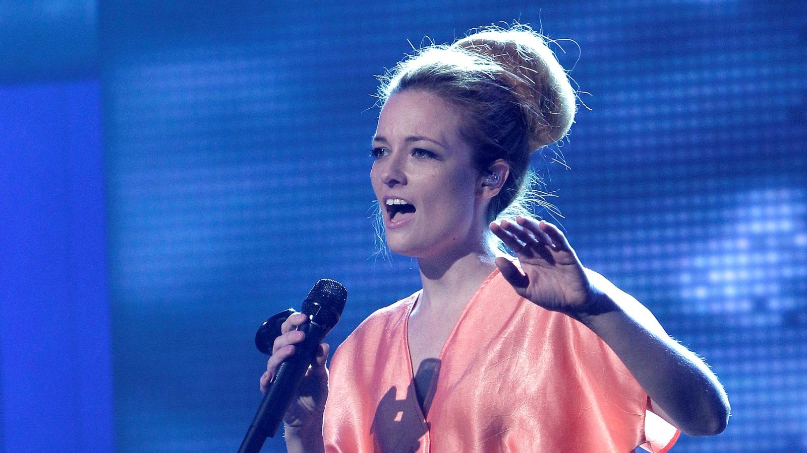 Patricia X Factor 2011