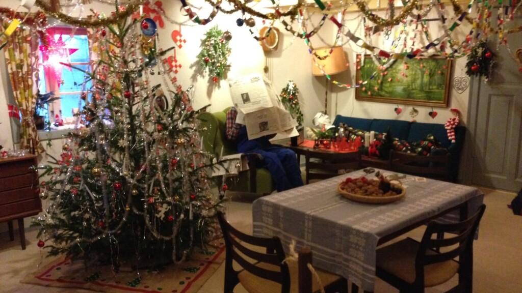 The Julekalender Udstilling Bundsbaek Moelle