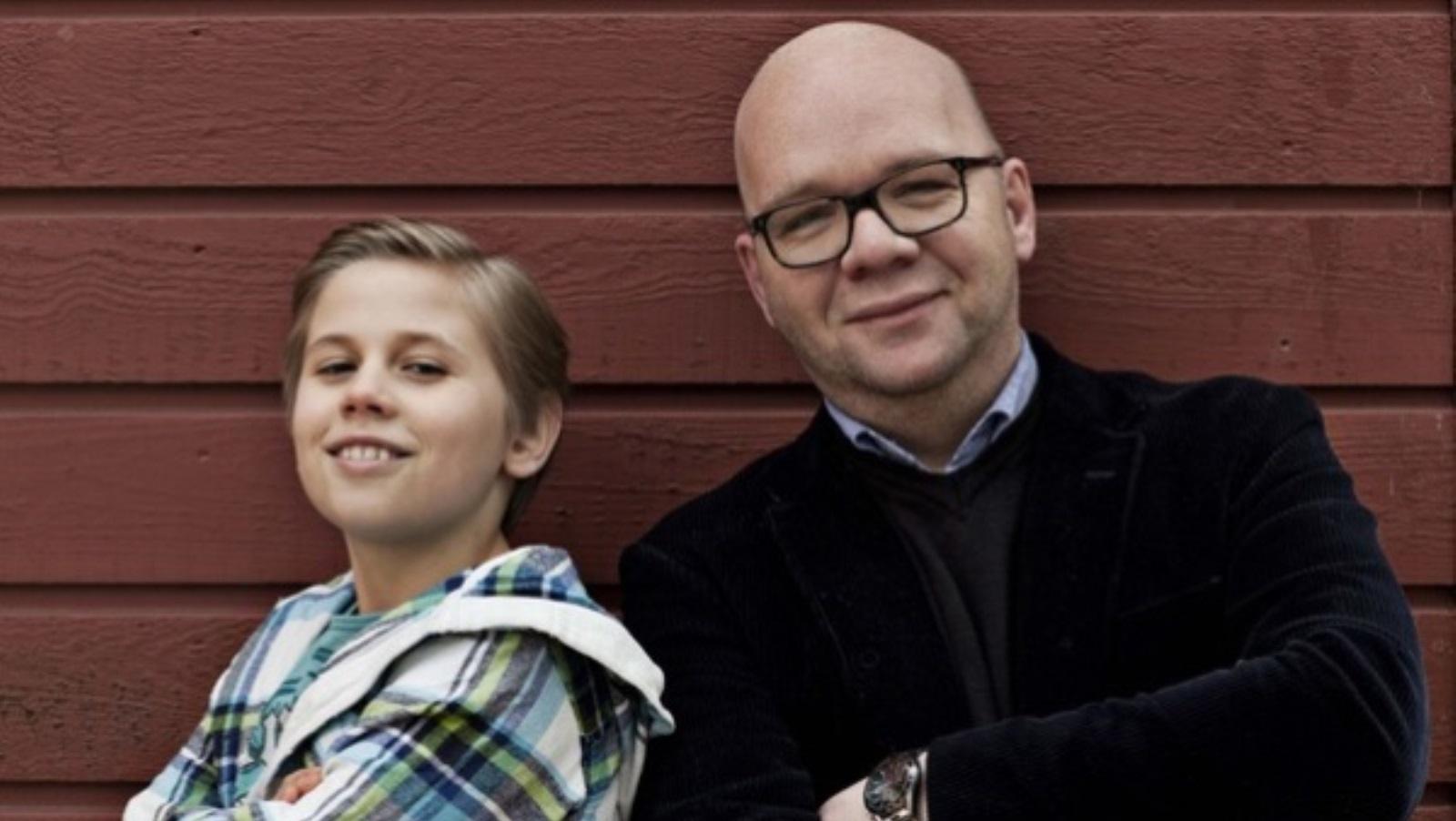 Thomas Norgreen og Lars Hjortshoej