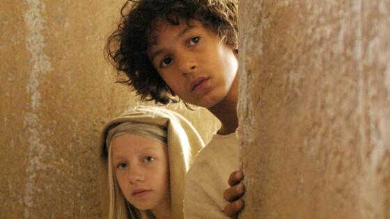 Jesus og Josefine 01