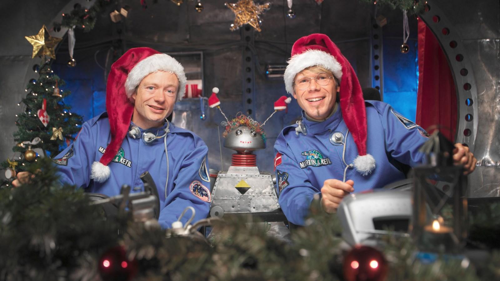 Martin og Ketil – Jul for begyndere 01