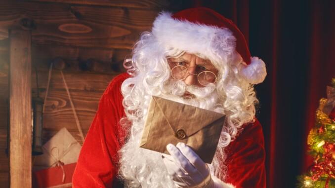 hvor bor julemanden