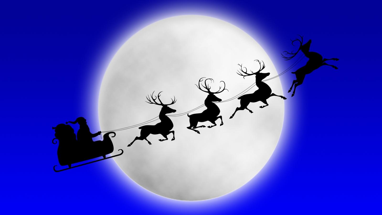 Julemandens Rensdyr