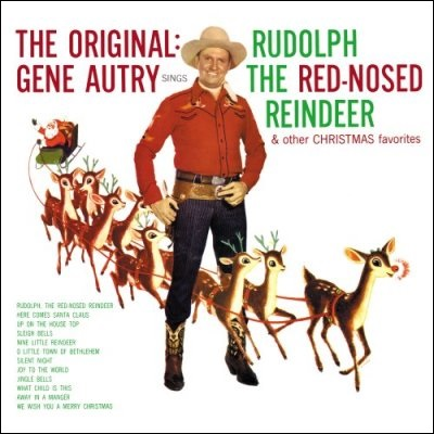 Rudolph The Red-nosed Reindeer Gene Autry 1949