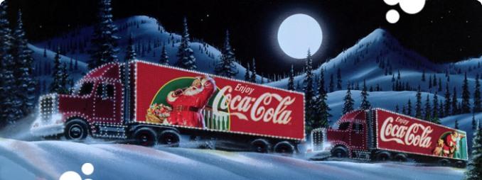 Santa Claus Coca-Cola 04