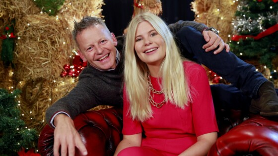 Sofie og Bubbers jul 01