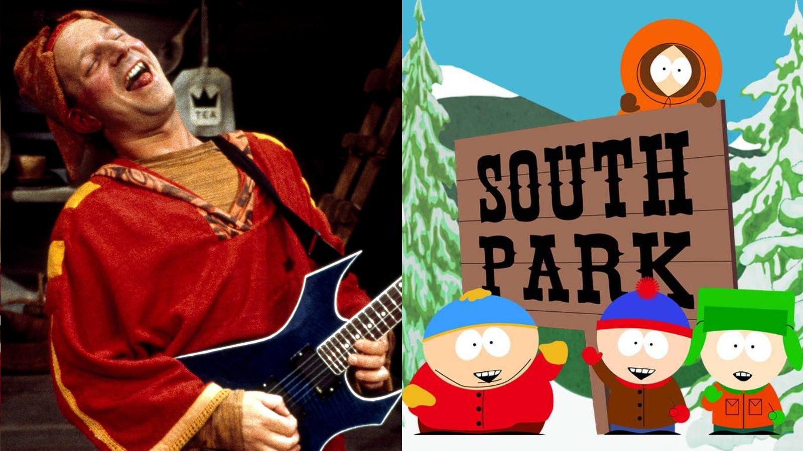 Pyrus og South Park