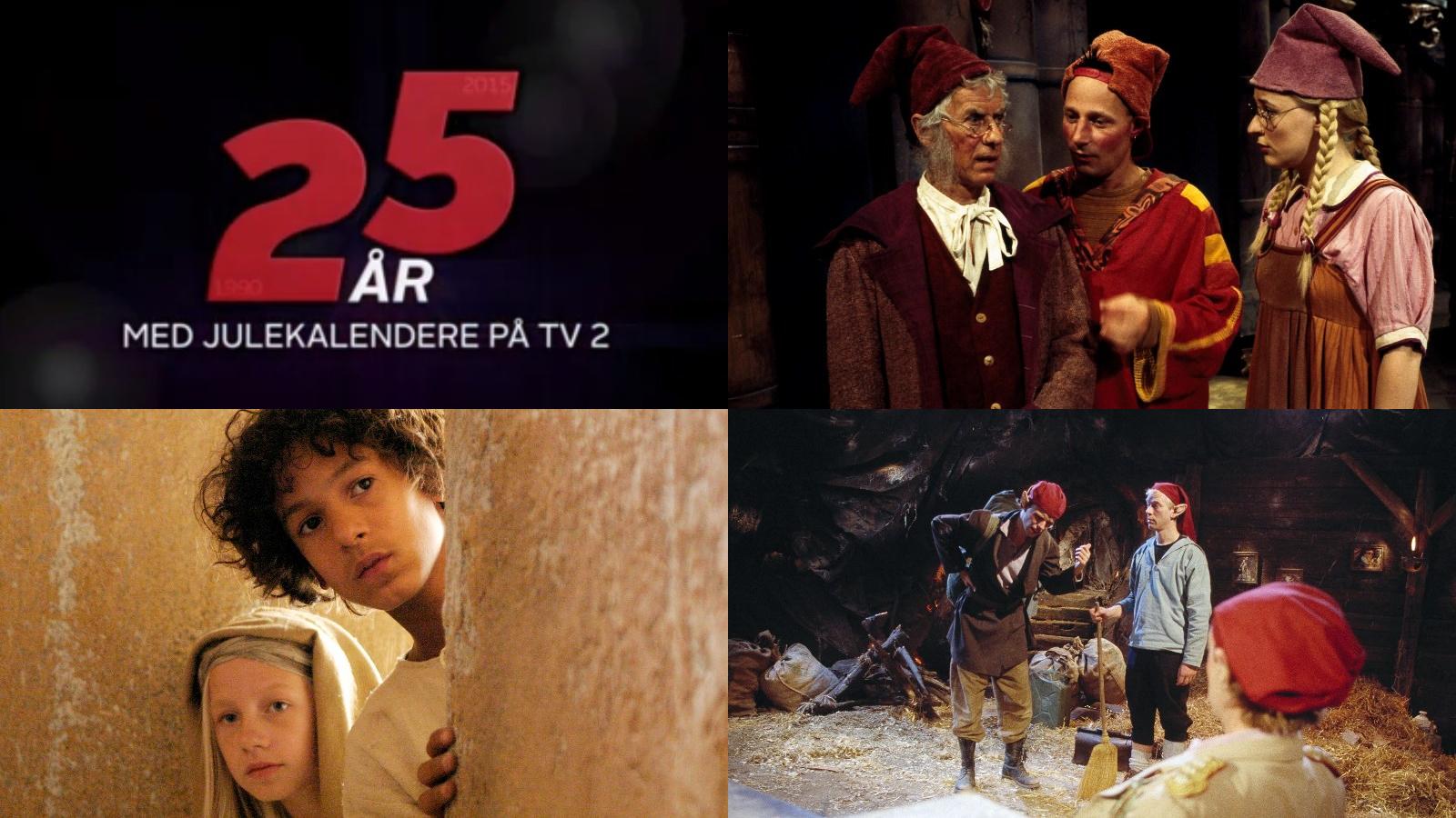 25 aar med julekalendere paa TV 2