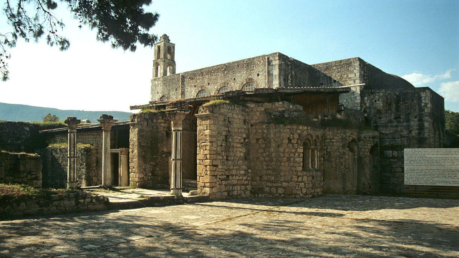 Sankt Nicholas Kirke Demre