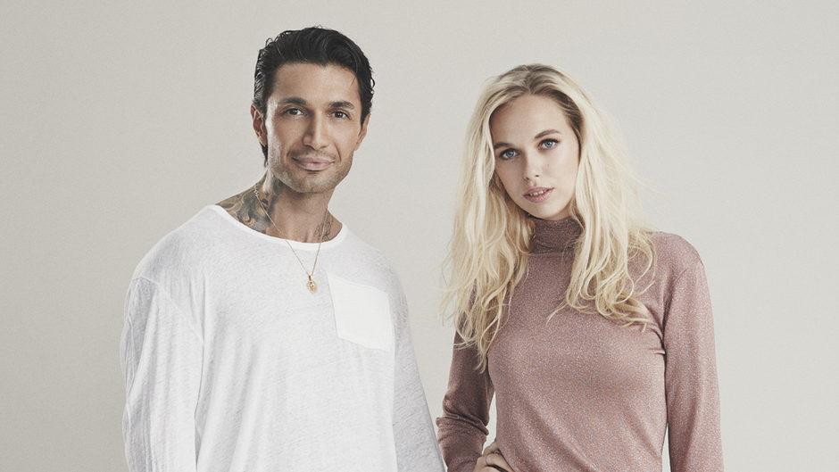 Burhan G og Frida Brygmann