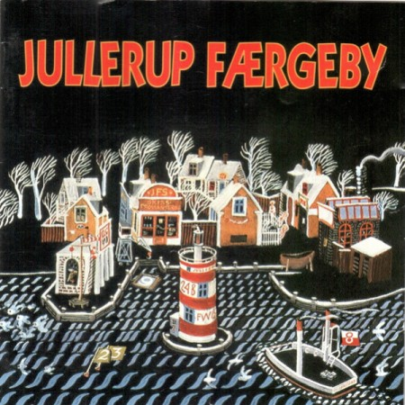 Jullerup Færgeby CD