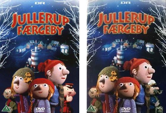 Jullerup Færgeby DVD