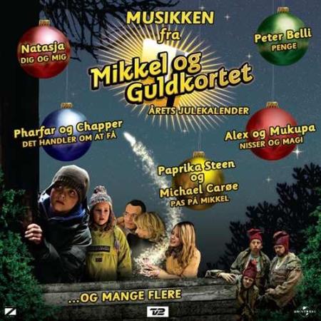 Mikkel og Guldkortet Soundtrack