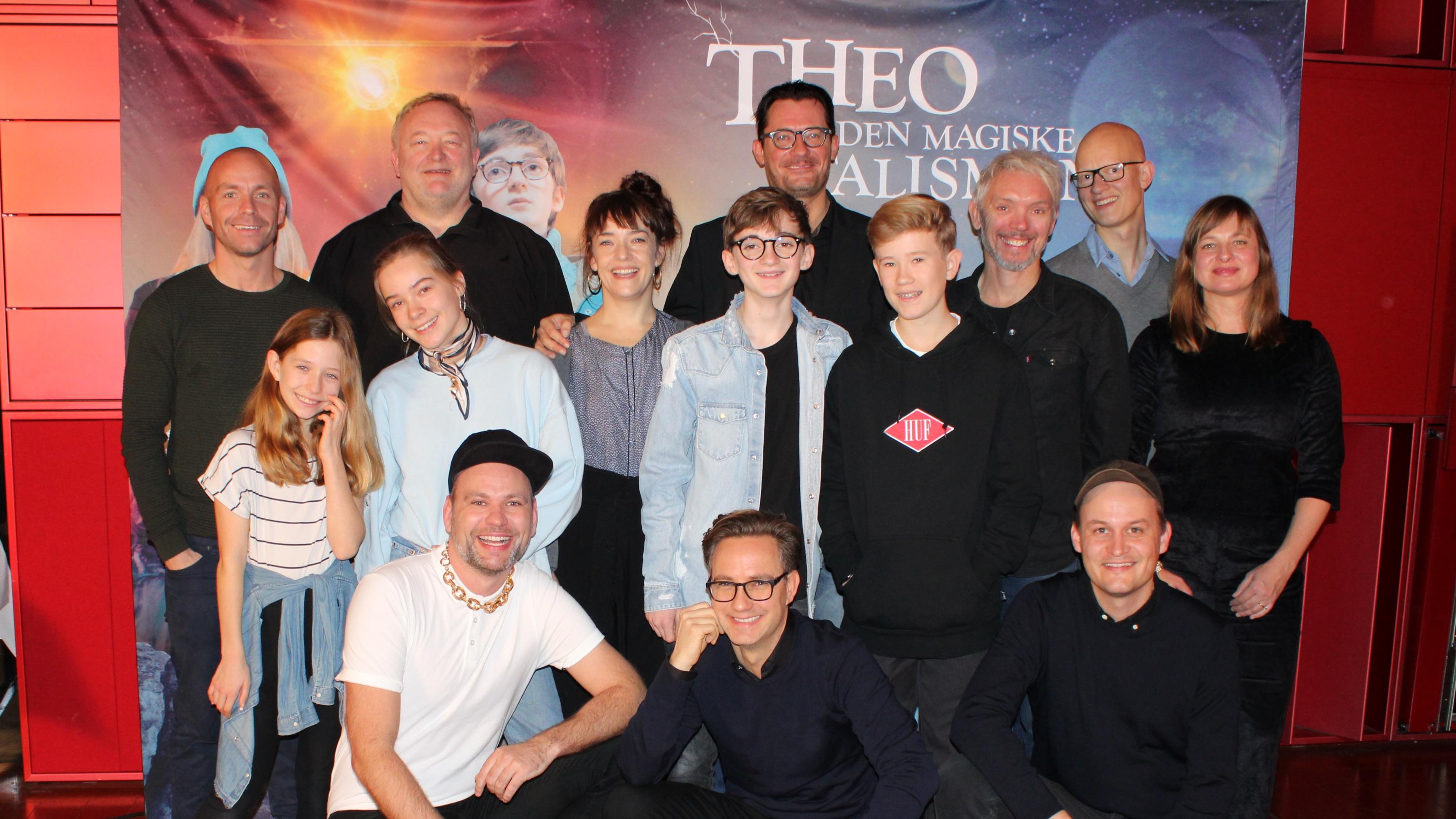 Theo og Den Magiske Talisman Pressemoede 03