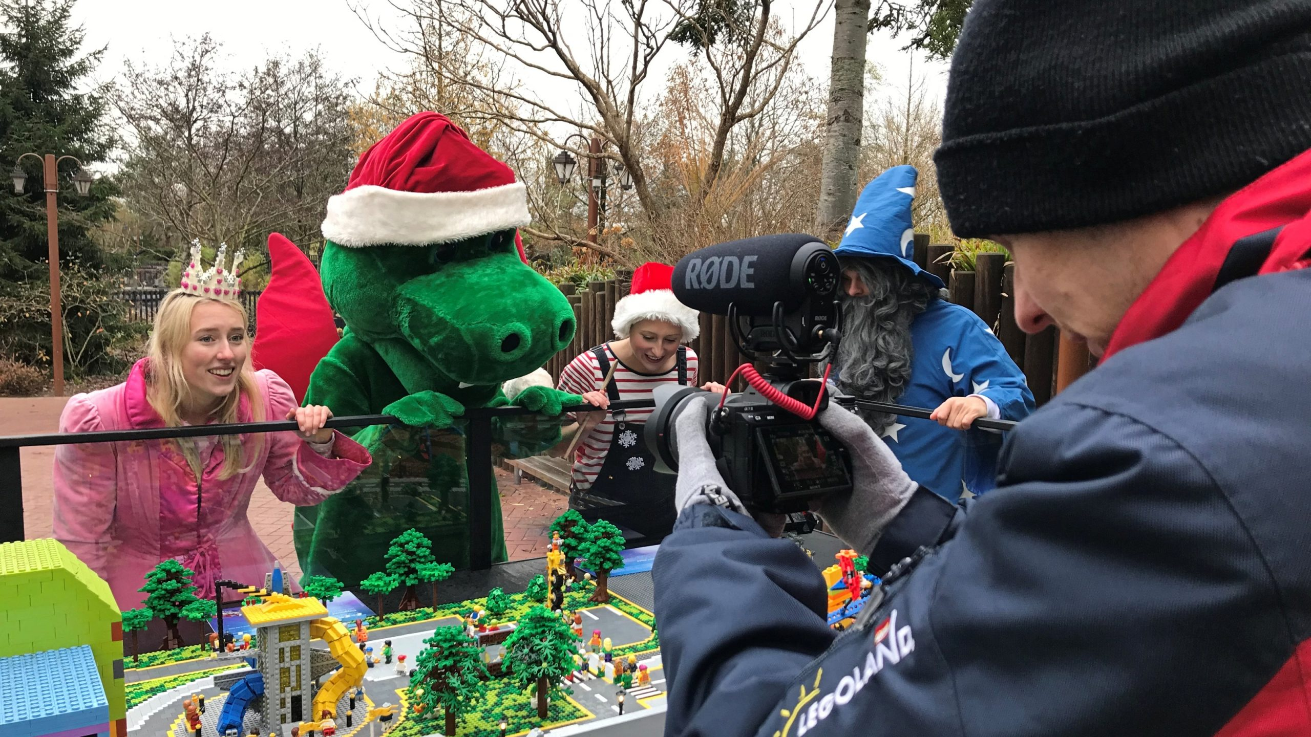 Den Magiske Julerejse Legoland