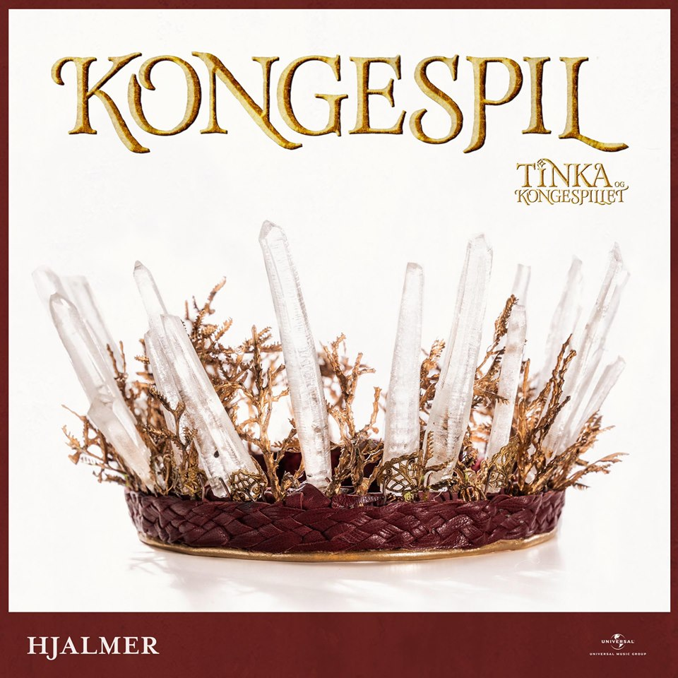 Kongespil-Cover