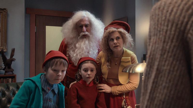 Panik i Julemandens værksted