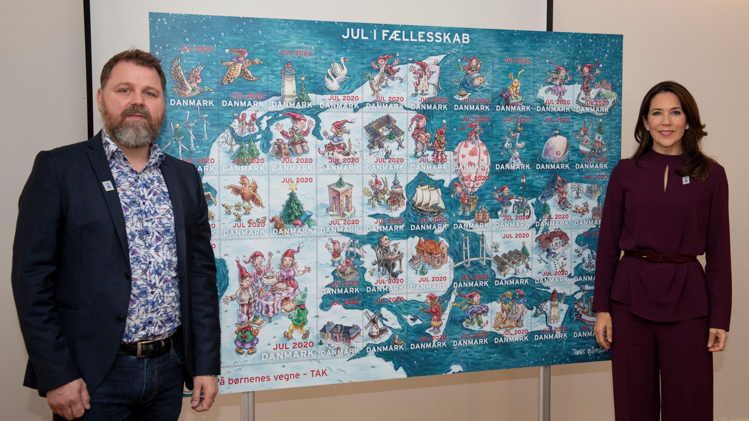 Julemaerket-2020-Tomas-Bjornsson-og-Kronprinsesse-Mary