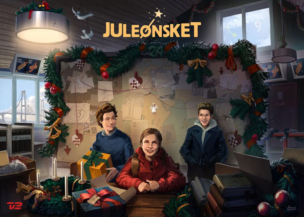 Juleønsket - TV 2's julekalender 2020