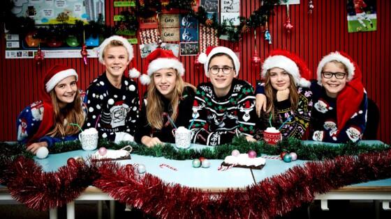 Klassens Perfekte Jul