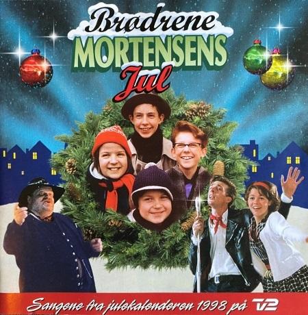 Brødrene Mortensens Jul CD 1998