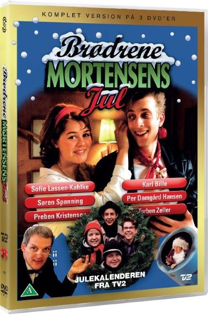 Brødrene Mortensens Jul - Komplet version