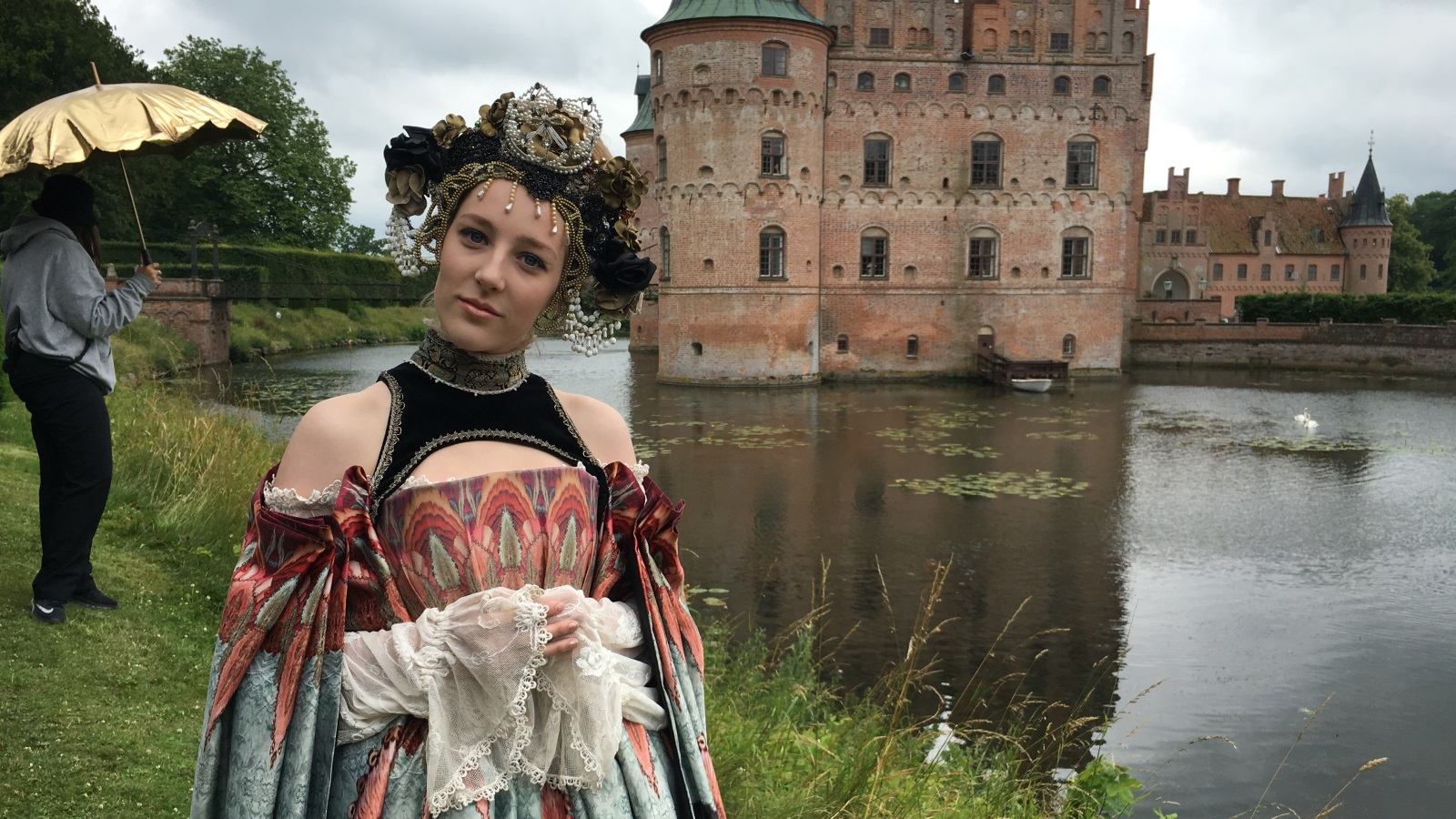 Den Anden Verden Optagelse Egeskov Slot 02