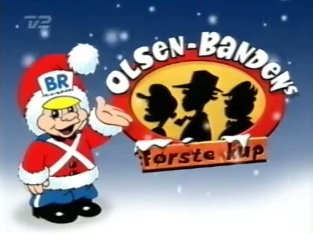 Fætter BR Olsen-Bandens Første Kup 1999