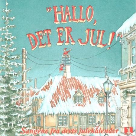 Hallo, det er jul! CD