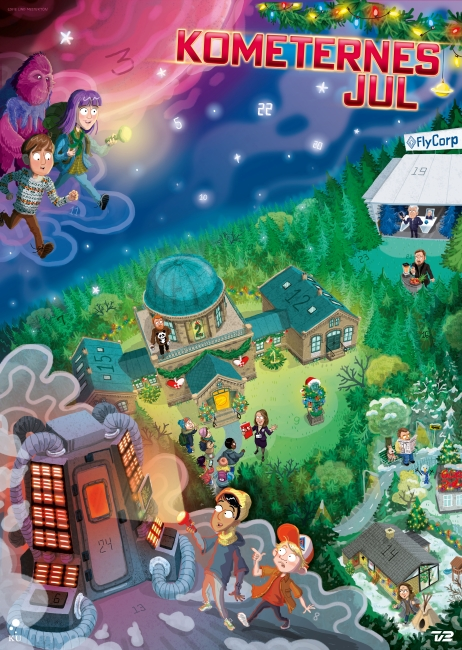 Kometernes Jul - TV 2's Julekalender 2021