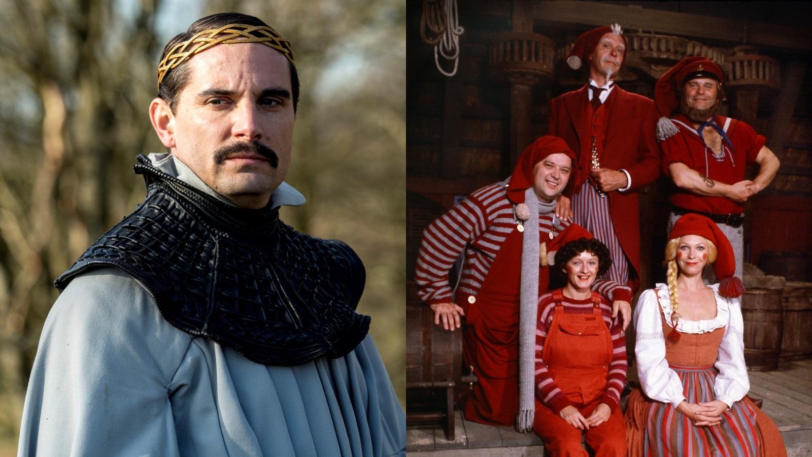 Tinka og Kongespillet Christian Tafdrup Nissebanden