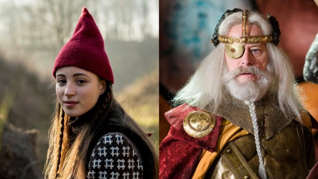 Tinka og Kongespillet Josephine Chavarria Højbjerg Jul i Valhal
