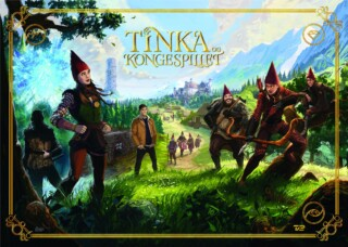 Tinka og Kongespillet Julekalender 2019