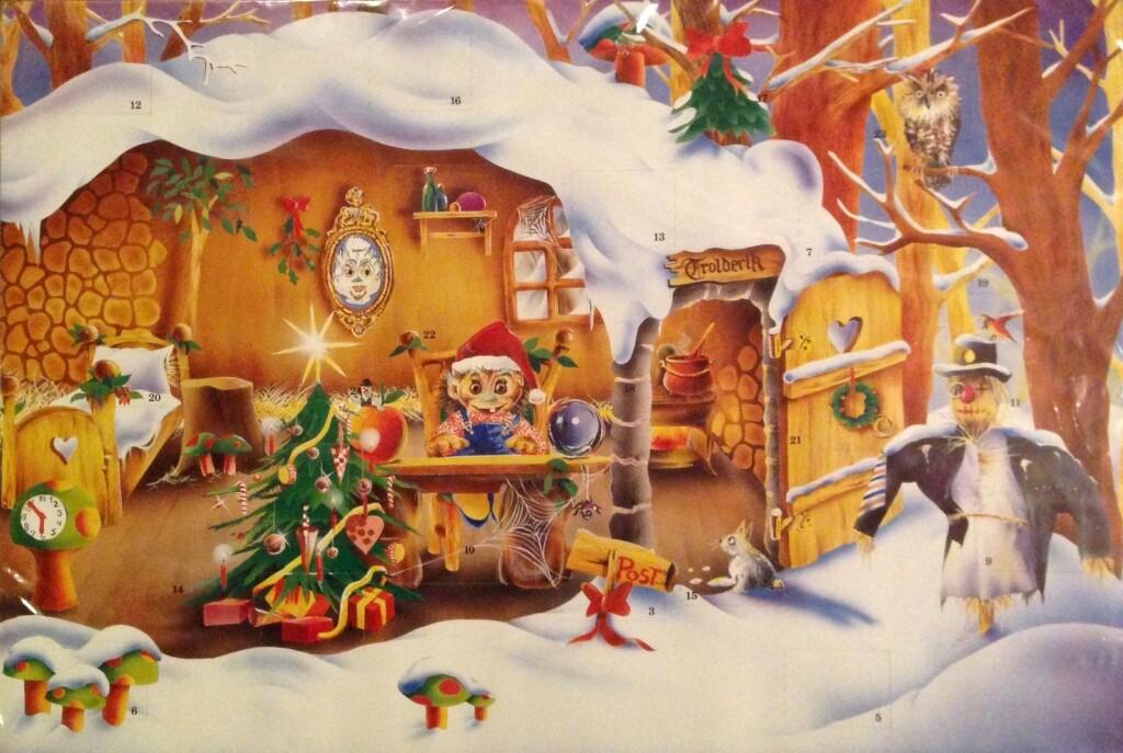 Trolderiks Julekalender 1991